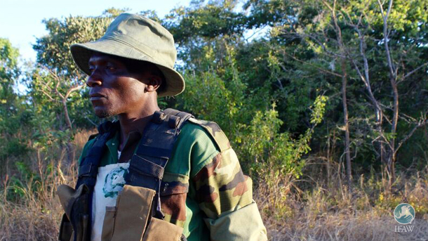 "Equipping our rangers is an essential element of creating the team,"" says Clifford Mwale, a ranger who quickly rose to a leadership position within the Kasungu Commando Unit."