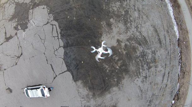 Les drones sont un outil de choix pour le travail de conservation des espèces sauvages