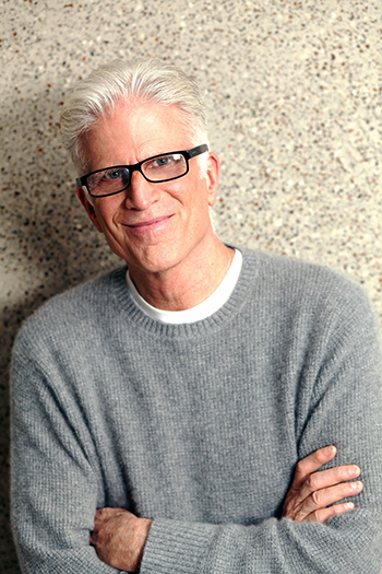 Oceans advocate, Ted Danson.
