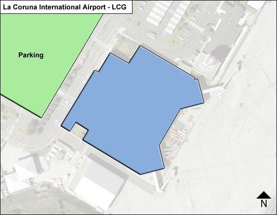 A Coruna LCG Terminal Map