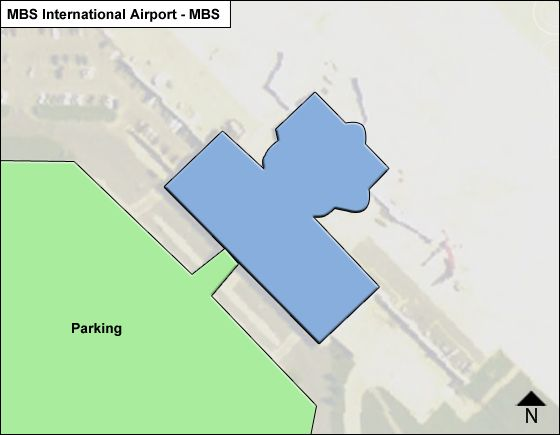 Freeland  MBS International MBS Terminal Map