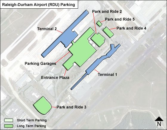 Raleigh Durham Airport Parking Rdu Airport Long Term