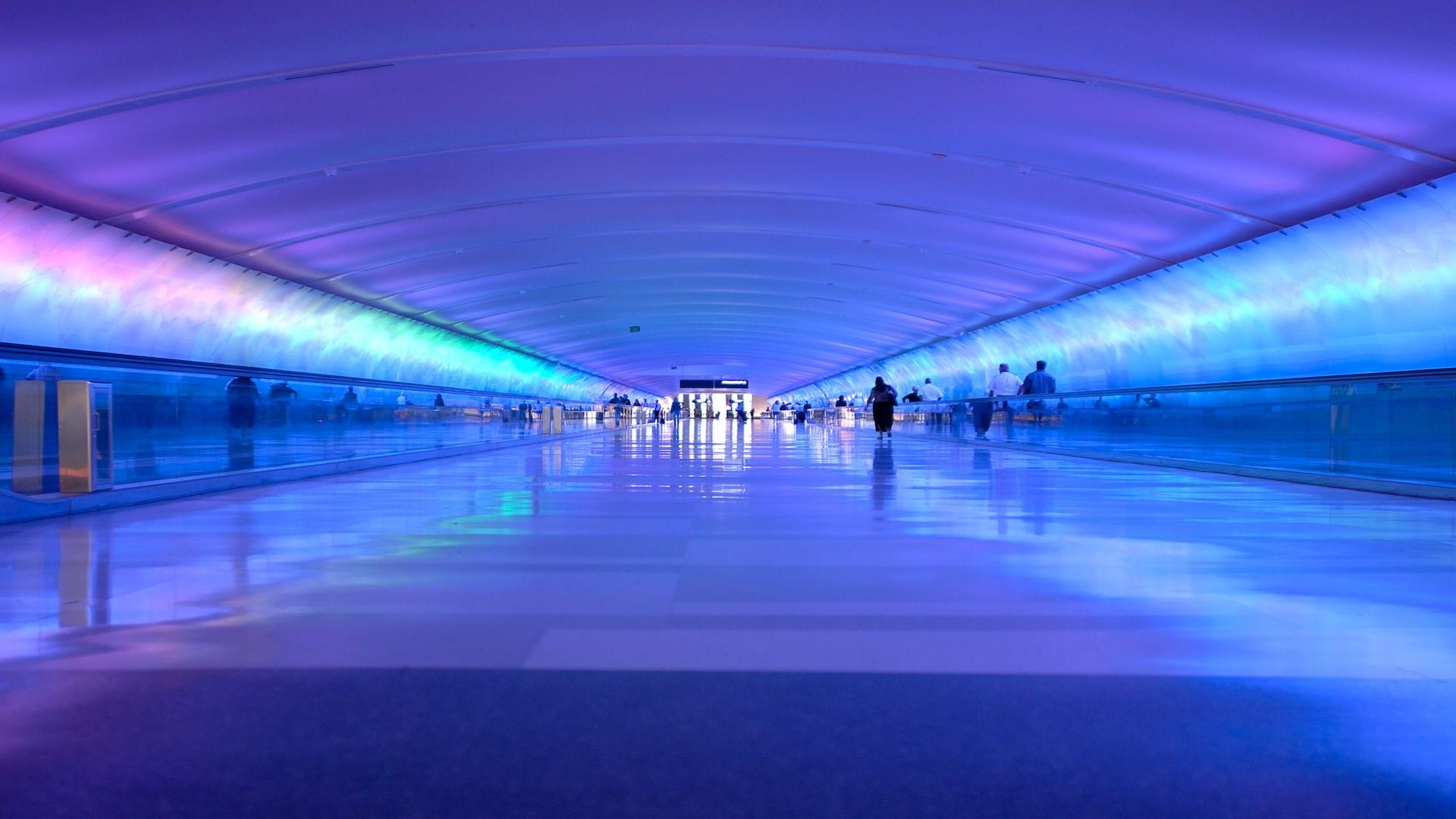 Detroit Metropolitian Airport