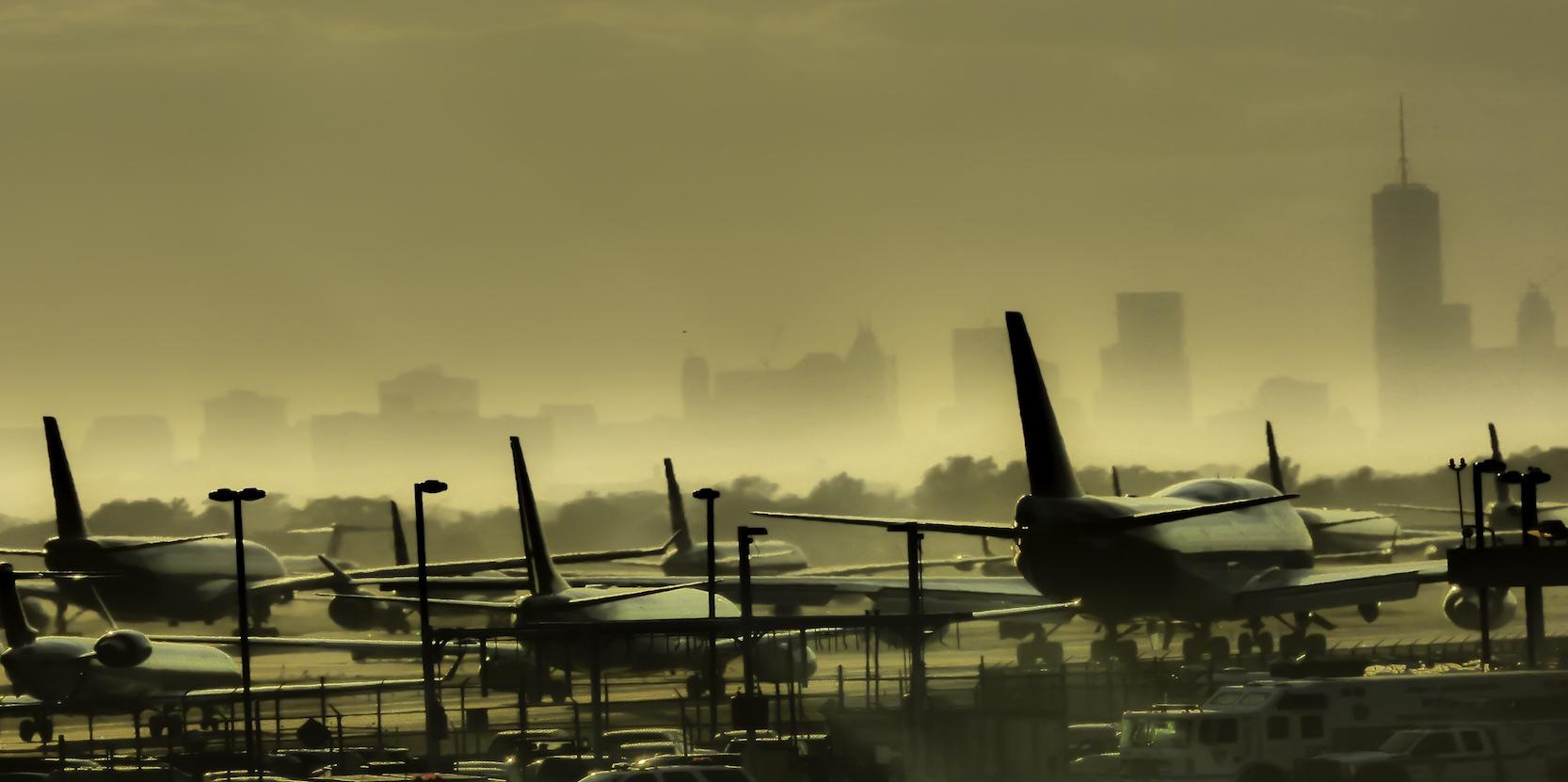 New York Kennedy Airport