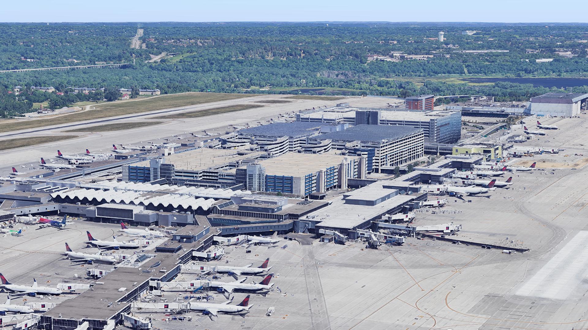 Minneapolis-St Paul Airport