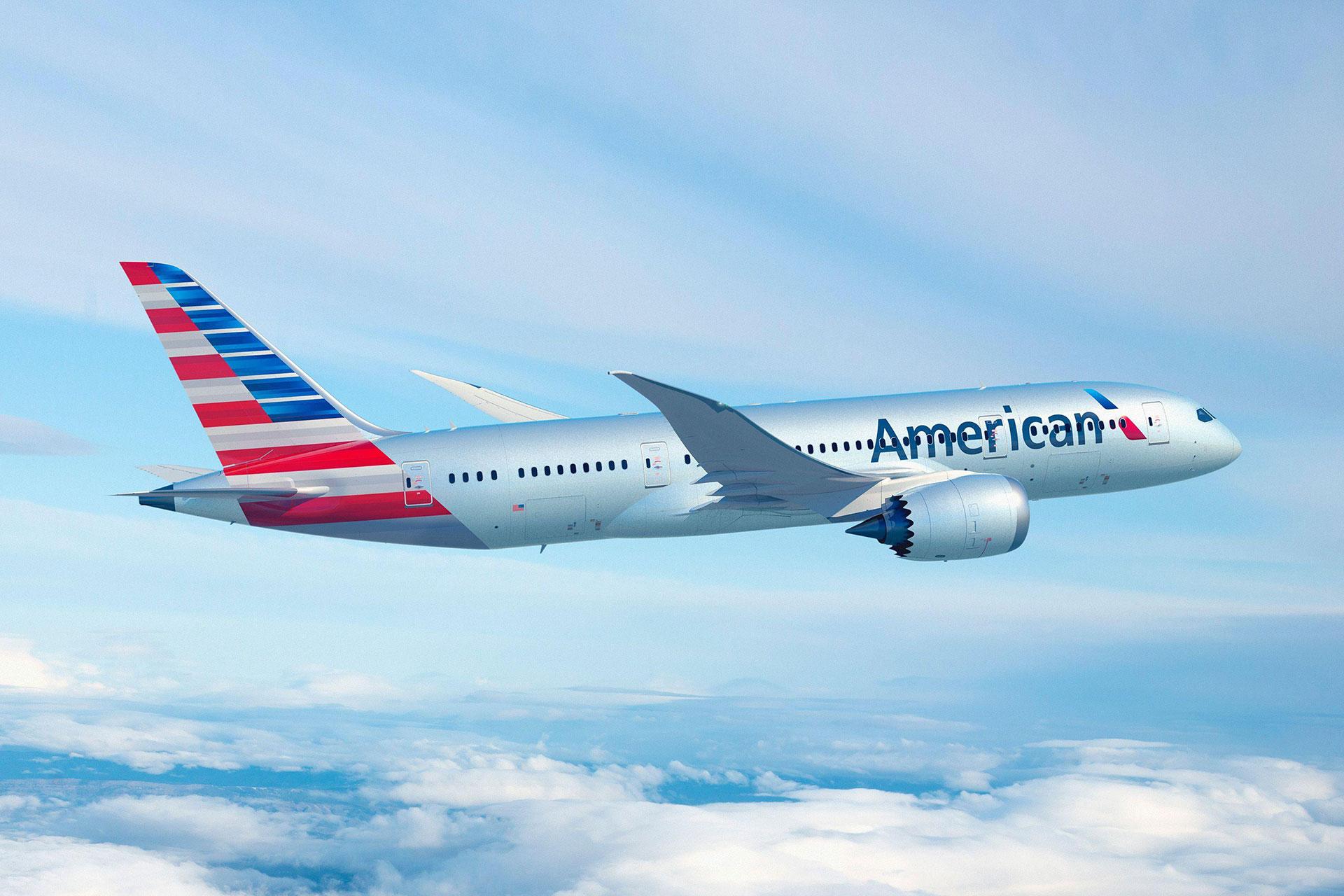 American Airlines Flight tracker