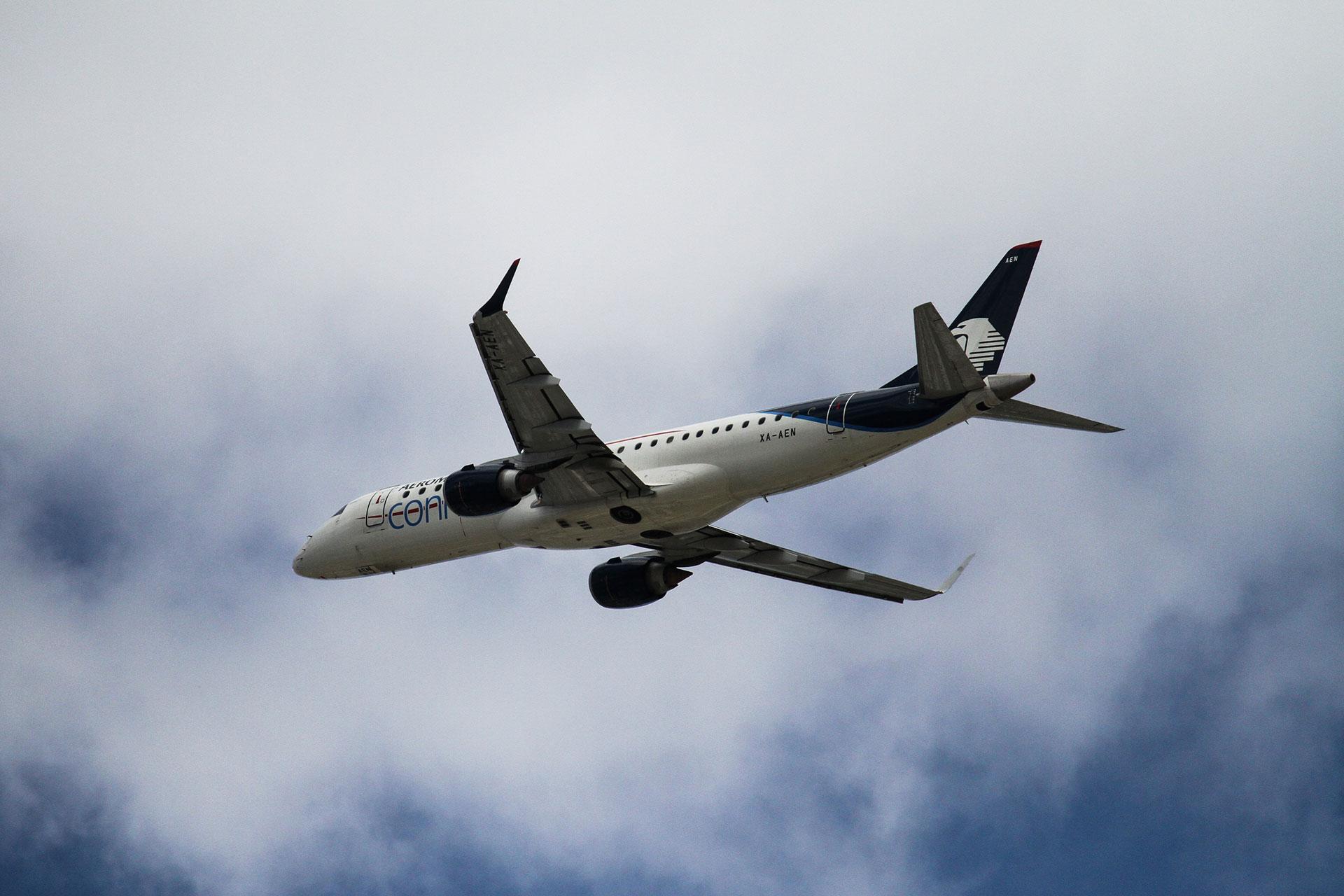 Aeromexico Airlines Flight tracker