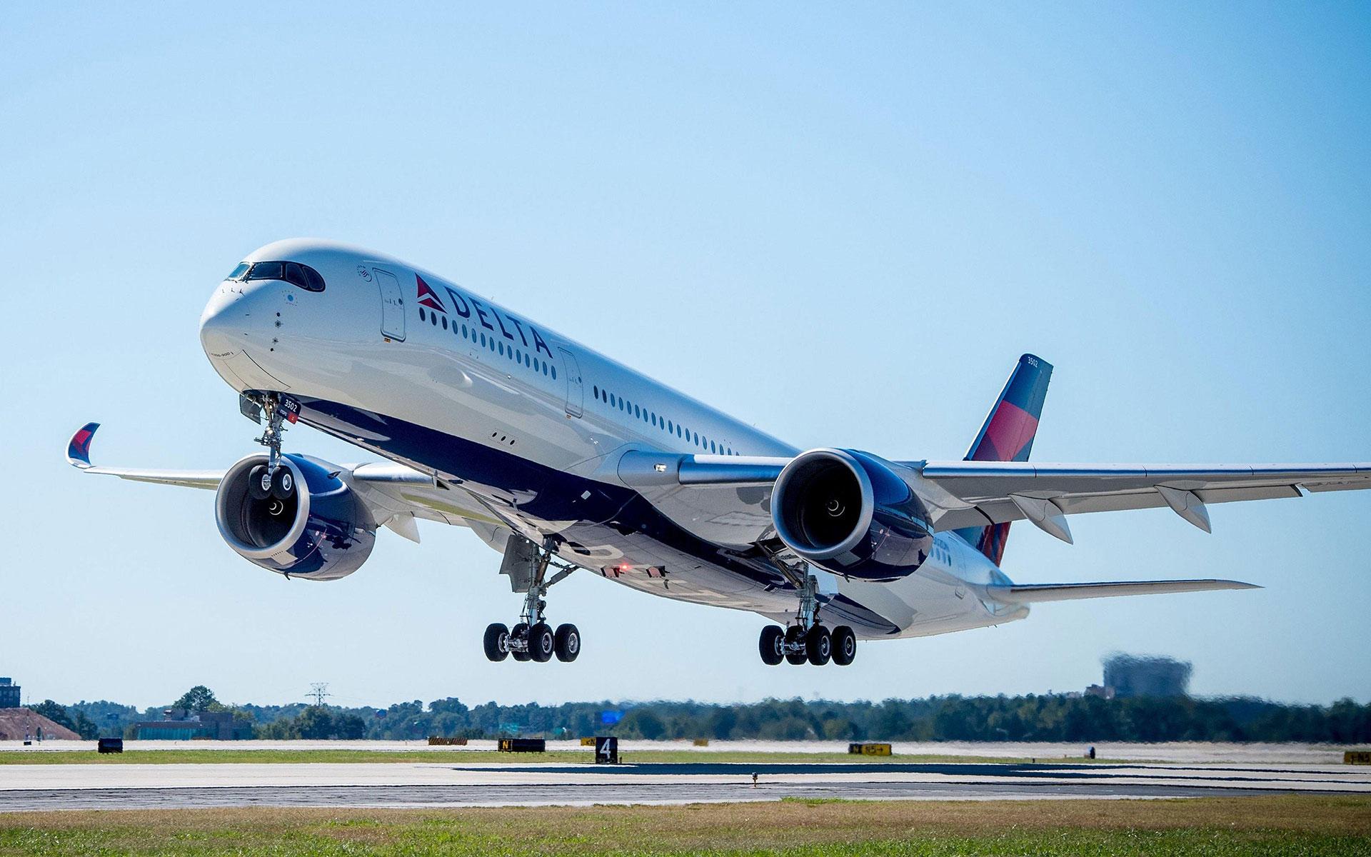 Delta Airlines Flight tracker