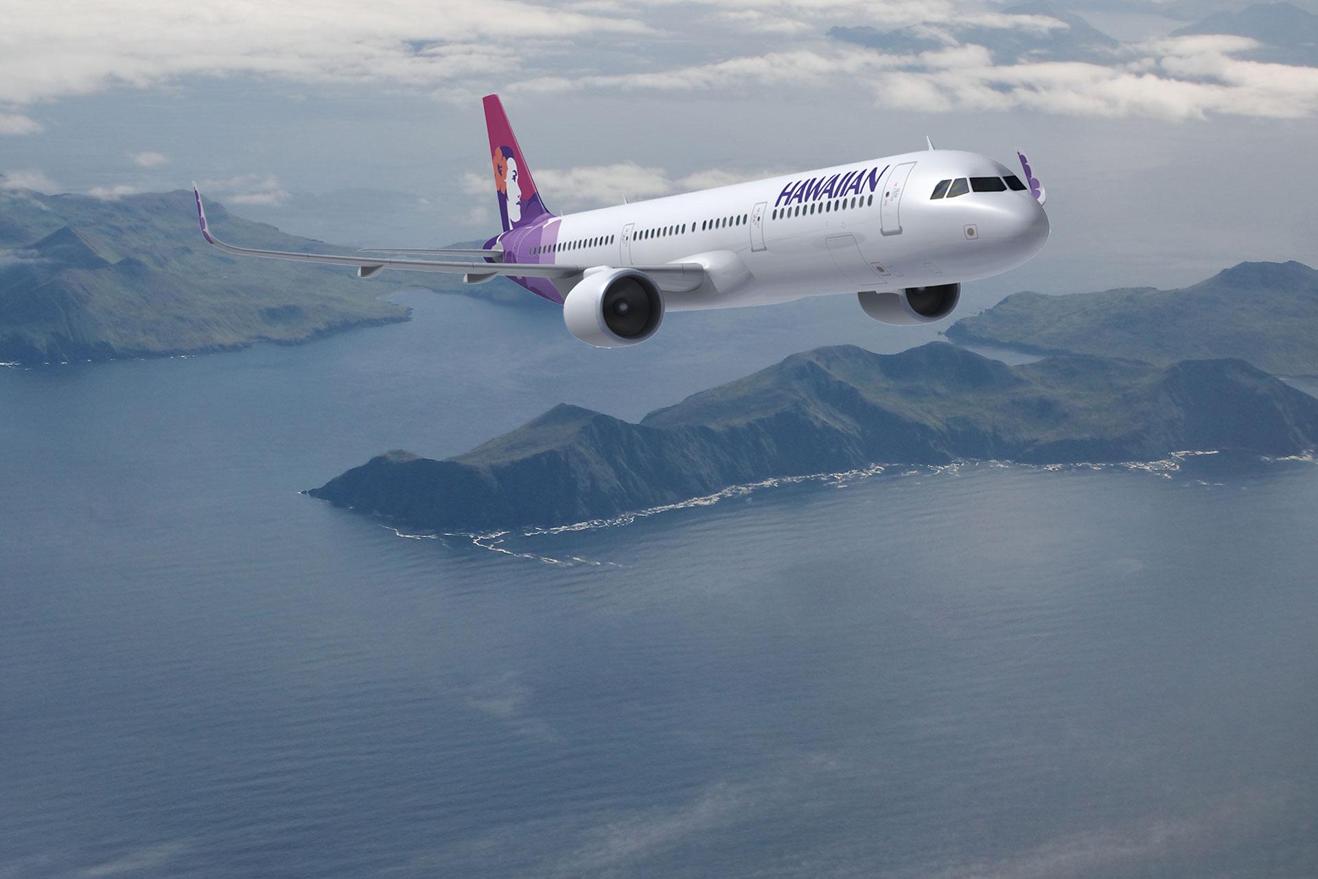 Hawaiian Airlines Flight tracker
