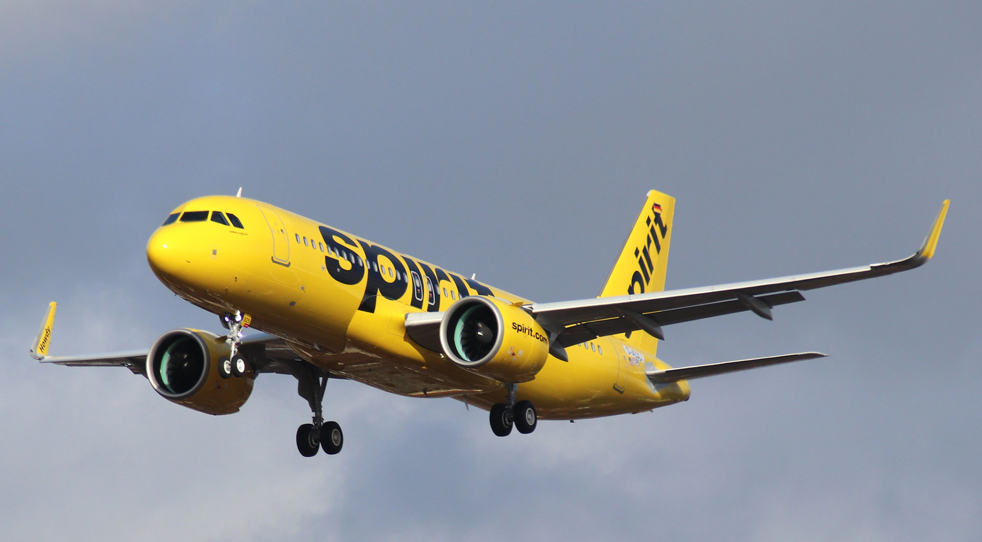 Spirit Airlines Flight tracker