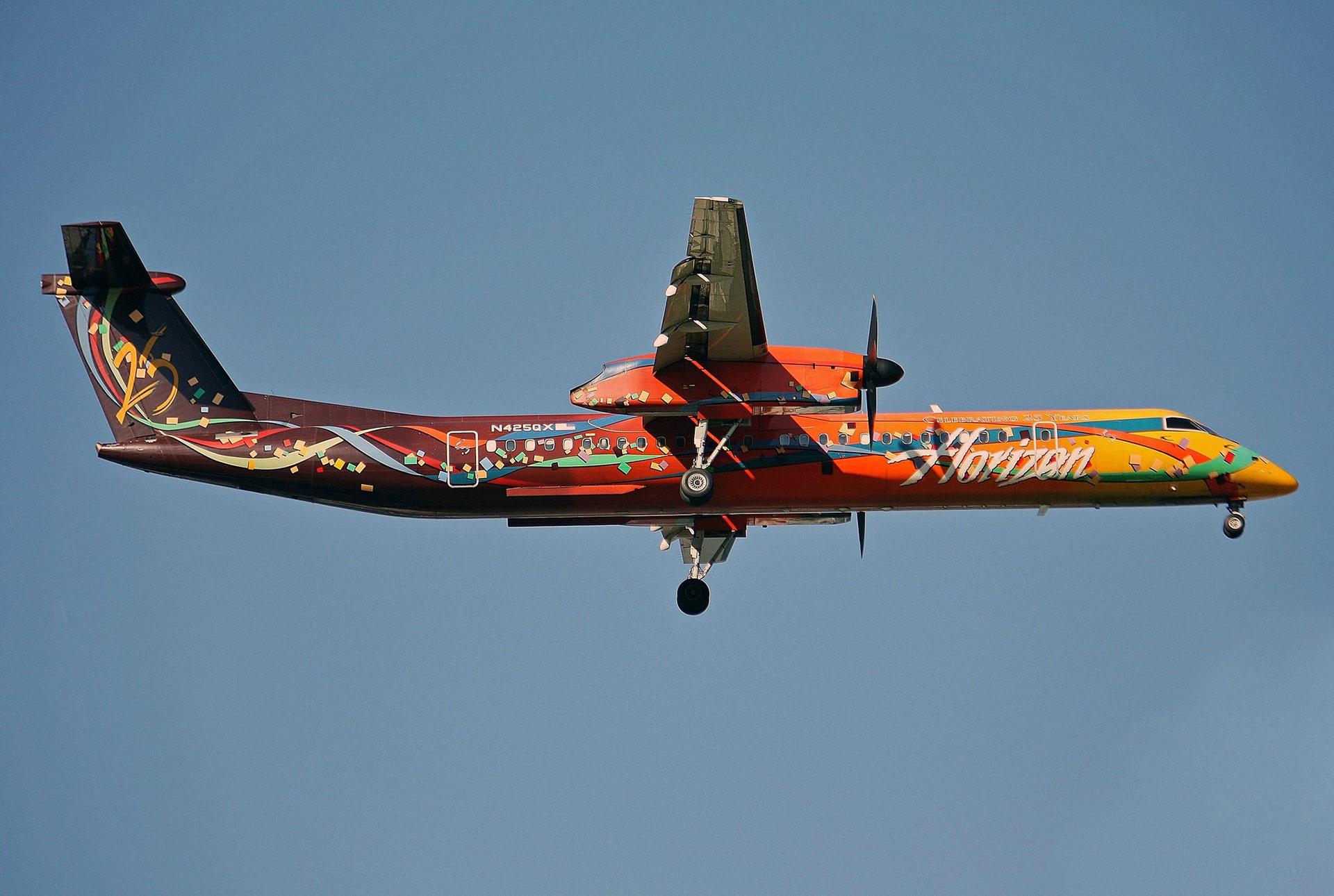 Horizon Air Flight tracker