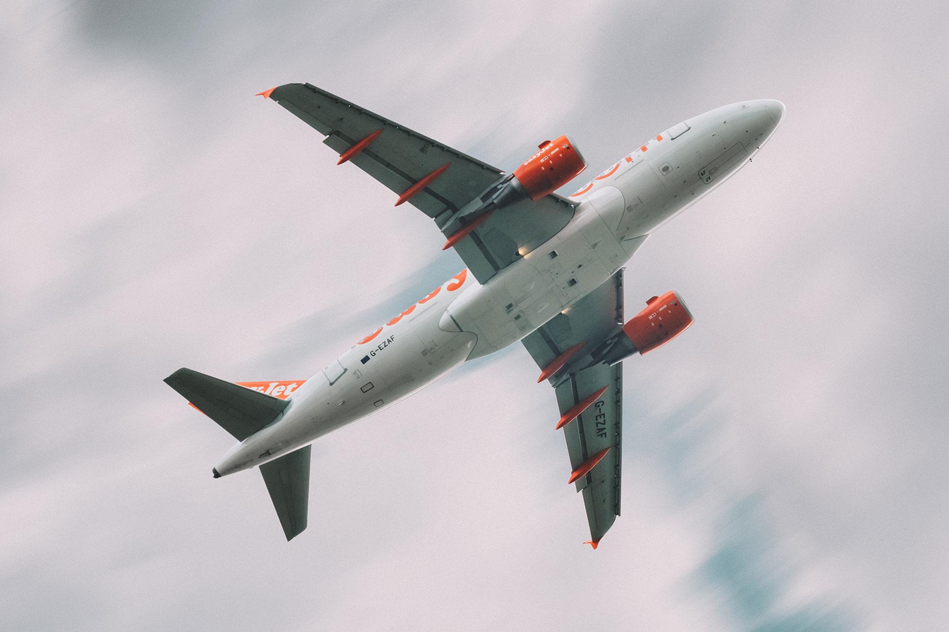 Easyjet Flight tracker