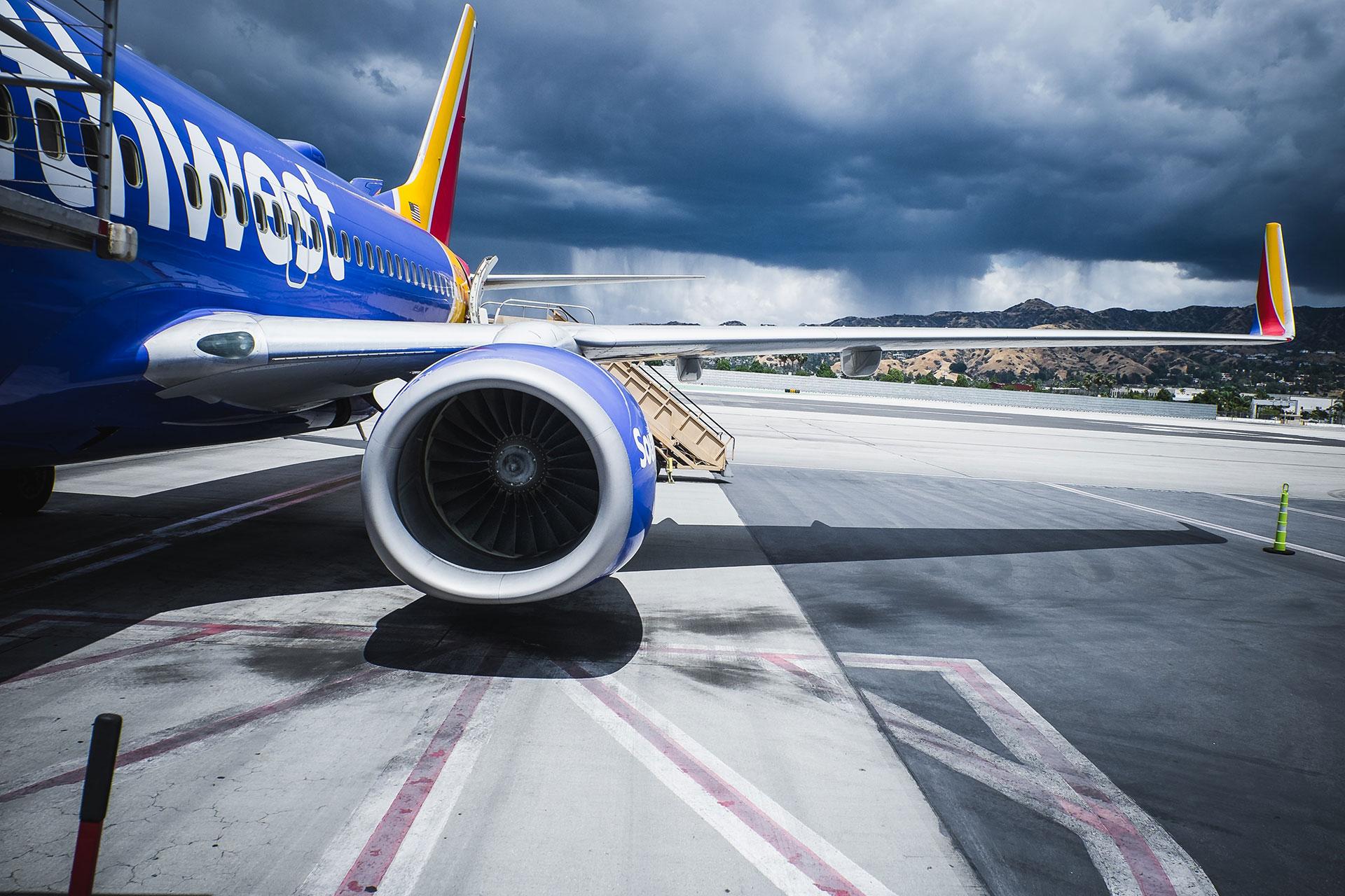 Southwest Airlines Flight tracker