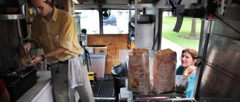 Kickers Bbq Food Truck