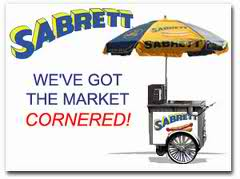Sabrett The Hot Dog New Yorkers Relish