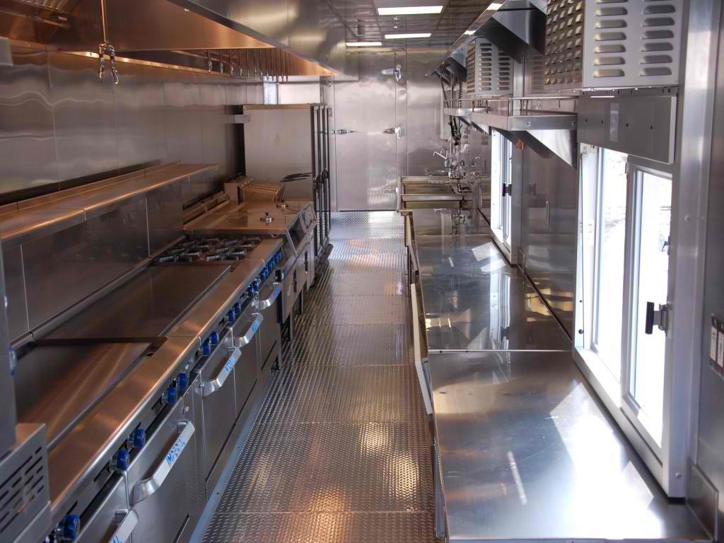 Emergency Mobile Kitchens - Mobile Food News