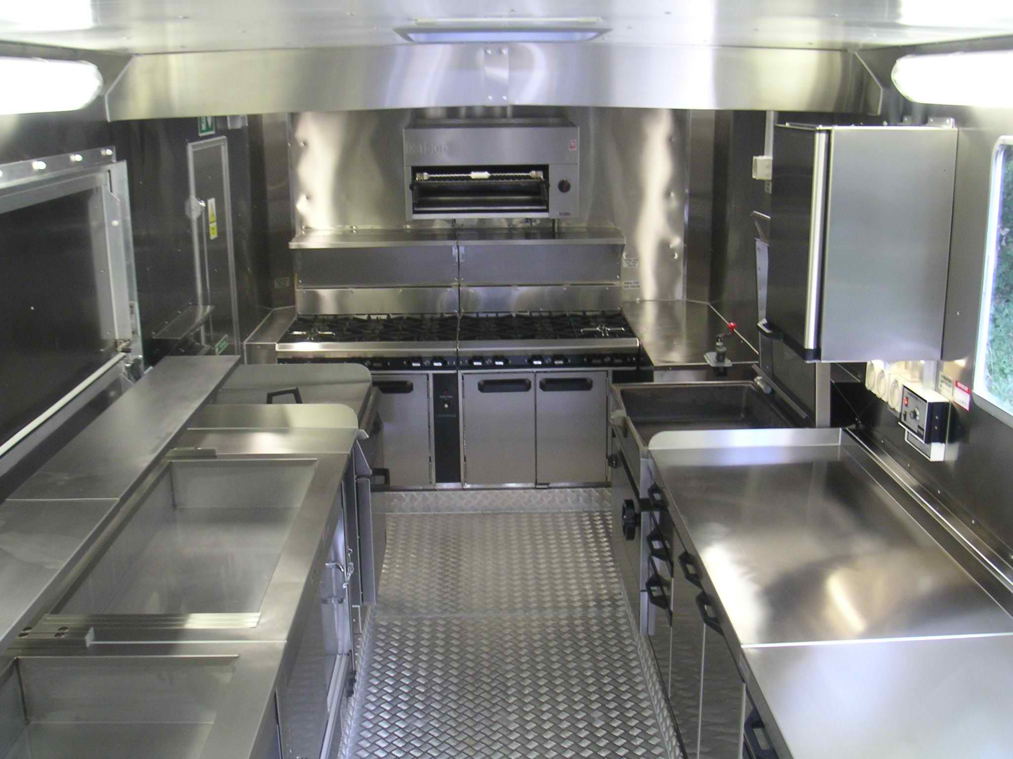 Commercial Kitchen Regulations Illinois