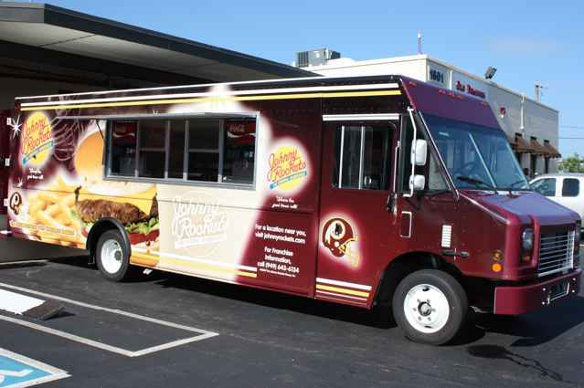 Hop Aboard The Food Truck Trend?