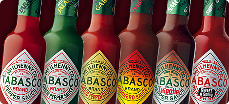 TABASCO for Foodservice