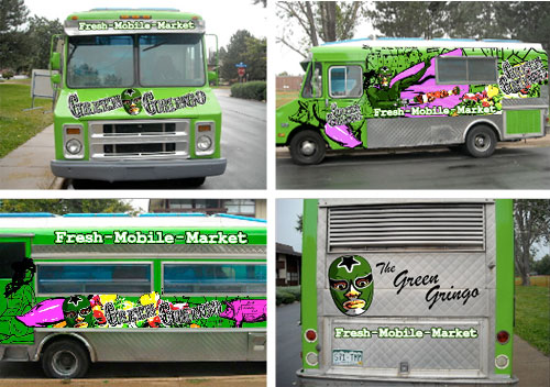 Boulder, CO: The Green Gringo