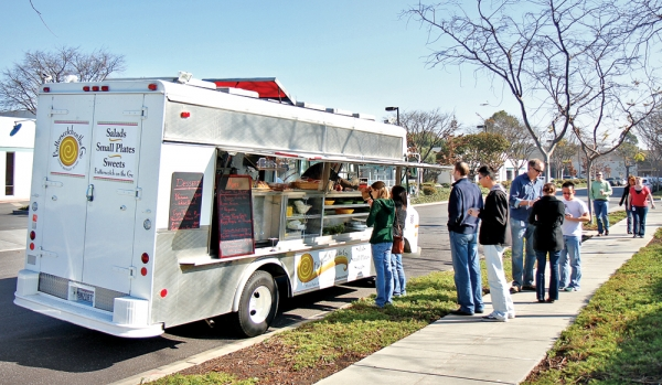 New Menlo Park Food Truck Turns Lunch Into a Moveable Feast