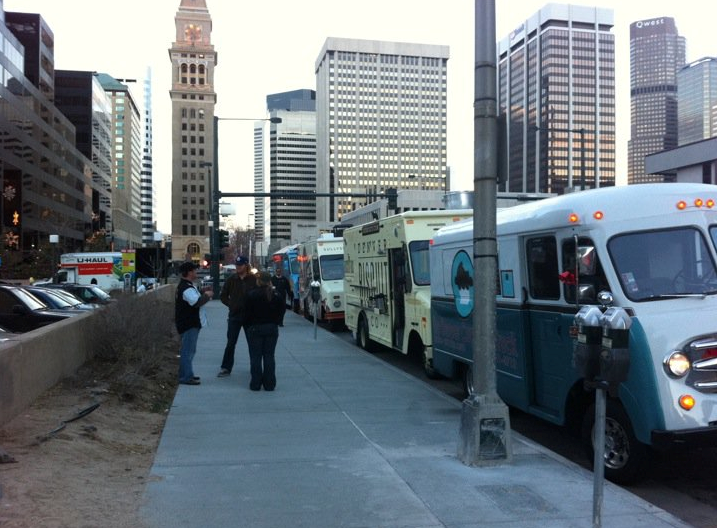 Food Trucks in Downtown Denver?