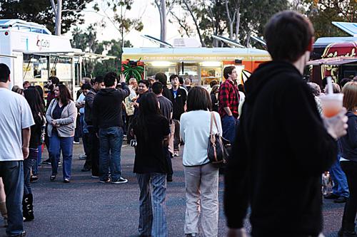 Irvine Lanes Food Trucks