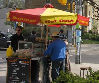 Hot Dog Vendor Austin Tx