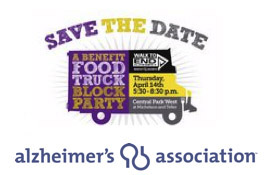 Alzheimer's Food Truck Block Party