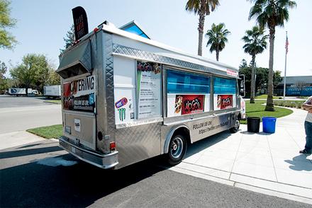 Mogo Food Truck Location