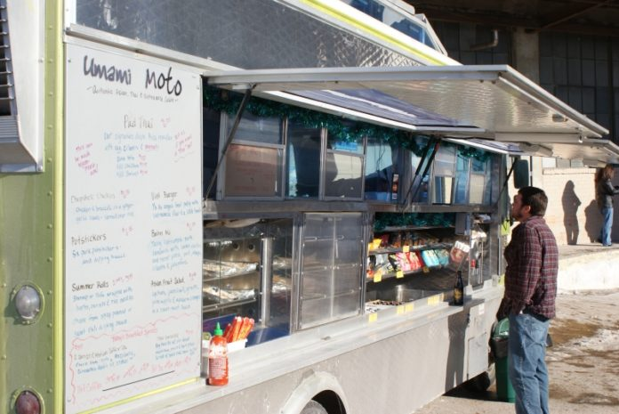 The Umami Moto food truck will be on-site for the occasion. (Photo by Martin O. Patton)