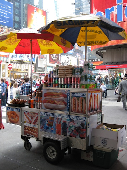 How To Start A Hot Dog Stand In New York