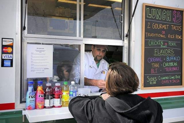 St. Cloud: Grub Truck Rolls Out Eats