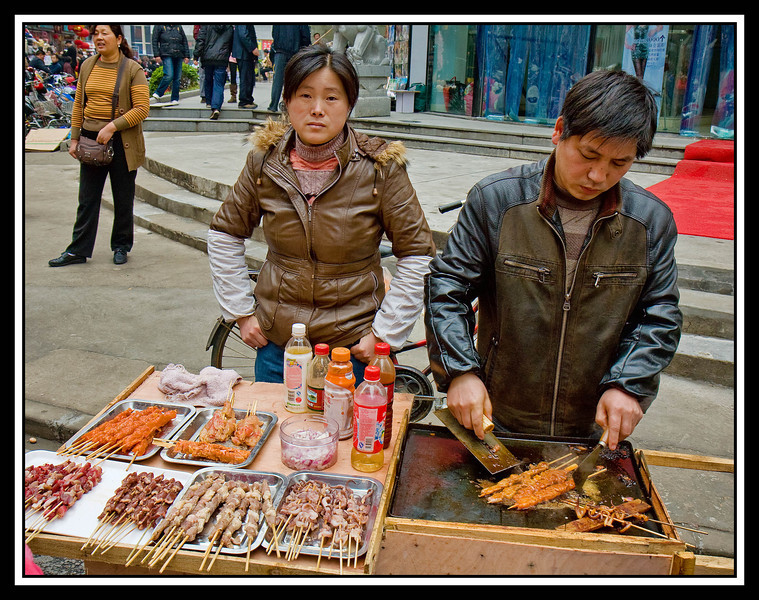 Shanghai: Street Food Vendors May Be Legalized