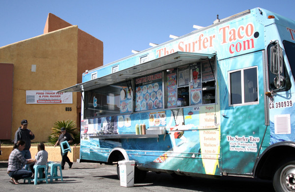 Hermosa Beach: Panel Moves Forward With Food Truck Talk