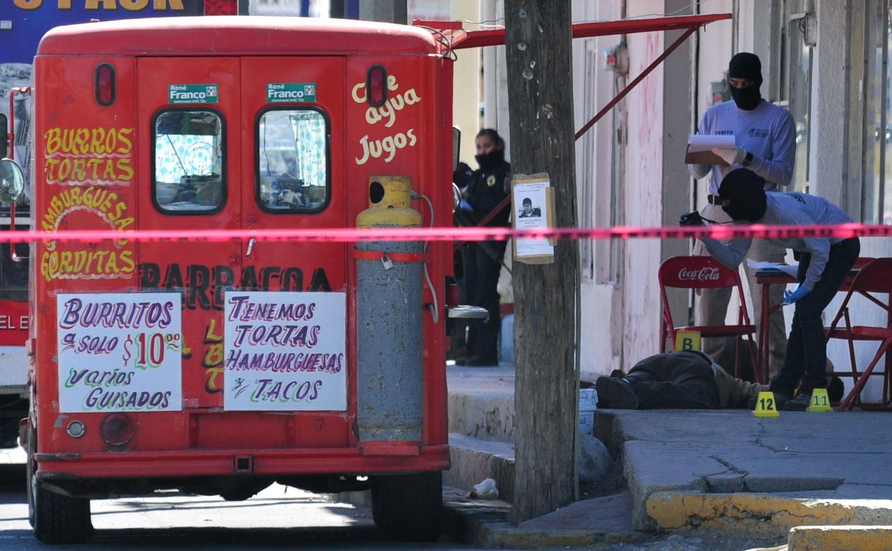 Young Boy Among 4 Killed at Mexican Burrito Truck