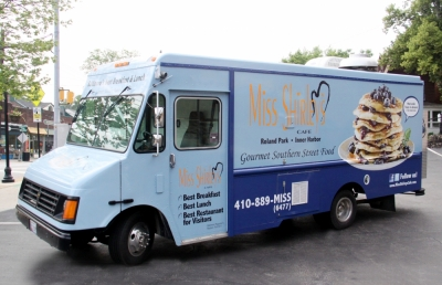 "Baltimore's Next Food Truck – ""Miss Shirley's"""