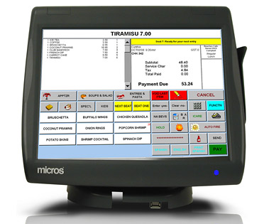 Mobi Munch Selects Micros Simphony For Its Integrated