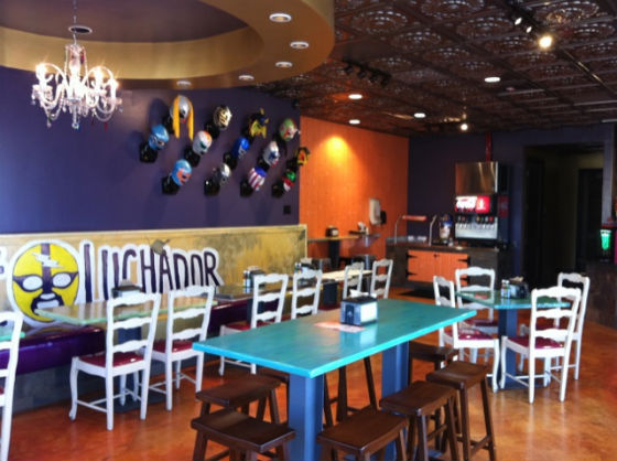El Jefe Luchador to Open in Deerfield Beach