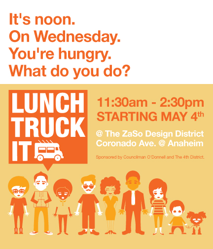 Long Beach: Upcoming Food Truck Premiere Will Help Unite Community