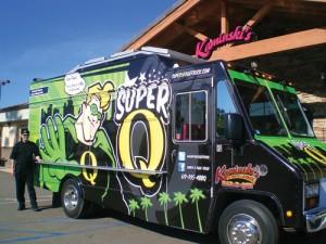 Kaminski's Rolls Out New Venture With 'Super Q' Truck
