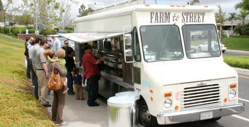 Carmel Valley, CA: Gourmet Food Truck Trend Gains Momentum