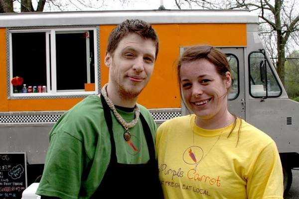 Lansing, MI: Varied Dishes on Food Trucks can Literally Provide a Movable Feast