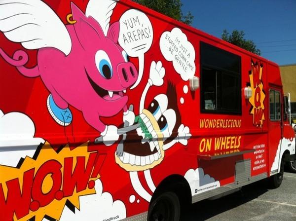 Decatur, GA: Duck's Cosmic Kitchen Debuts Food Truck