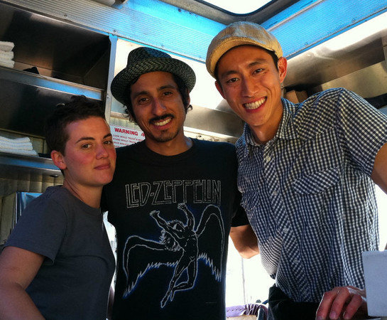 San Diego, CA: Roving Fresh and Simple in a Food Truck