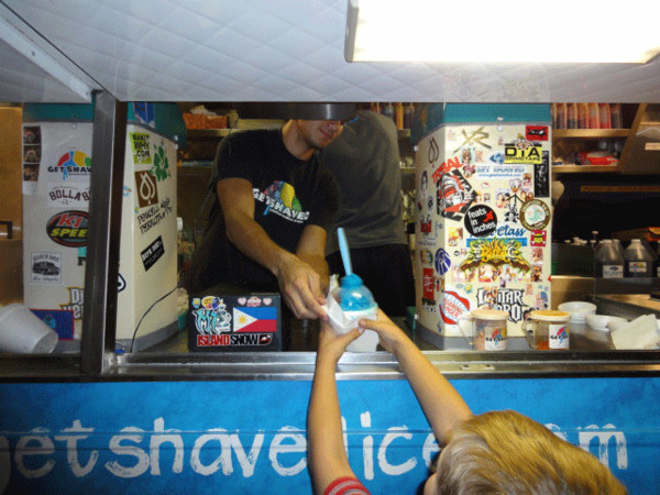 Northridge, CA: It's Summer and Time to 'Get Shaved'!