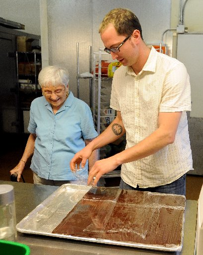 Boulder, CO: Pastry Chef Continues Sweet Family Tradition [video]