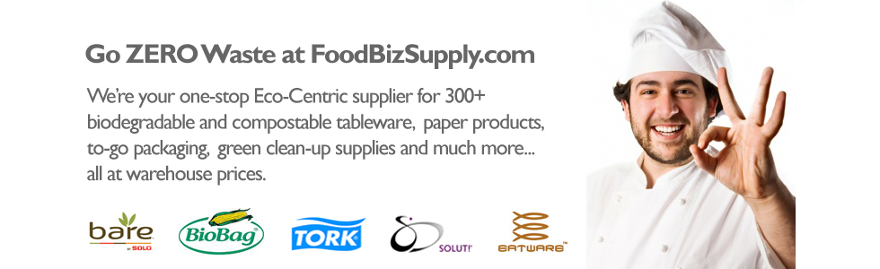 'FoodBizSupply.com' brings Eco-Friendly Packaging to the Mobile Food Industry