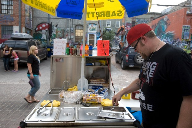 Rapid City, SD: City Weighs Changes to Sidewalk Vendor Program