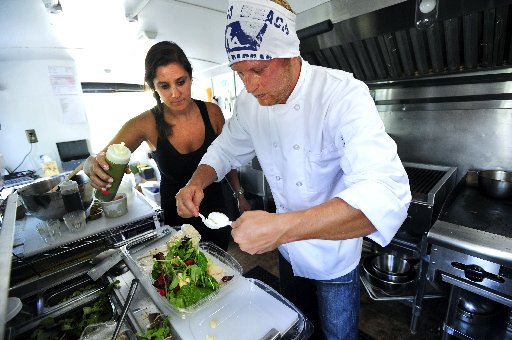 RollinGreens' Resurgence: Food Truck Launched in Homage of 1980s Boulder Food Wagon